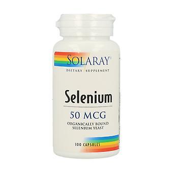 Selenium 100 capsules van 50μg