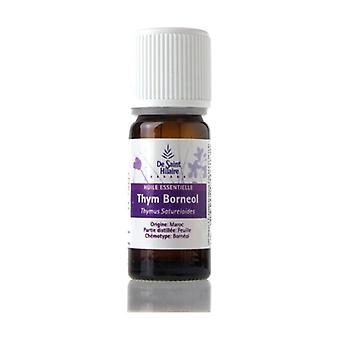 Organic Thyme Borneol essential oil 10 ml