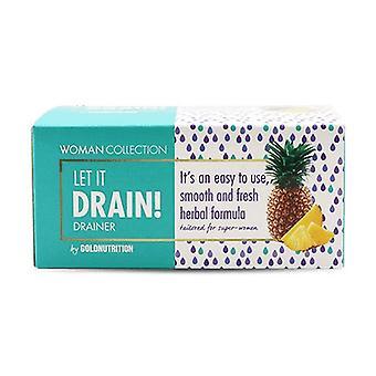 Let it Drain! Drainer 20 vials of 10ml