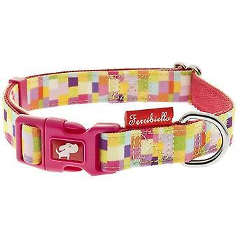 Ferribiella Adjust.Harness Color 10Mmx30-40Cm