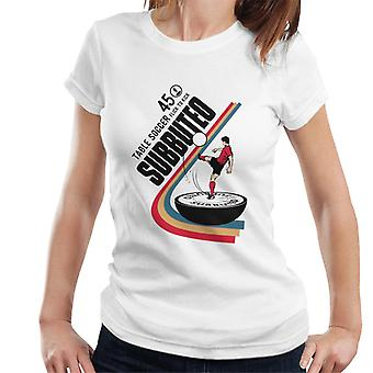 Subbuteo Table Soccer Women's T-Shirt
