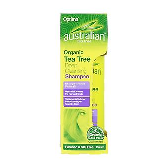 Australsk Tea Tree Shampoo 250 ml gel