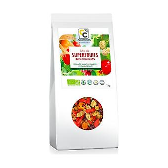 Organic superfruit mix 1 kg