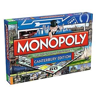 Canterbury Monopoly Board Game