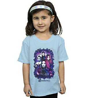 Disney Girls The Descendants Group Attitude T-Shirt