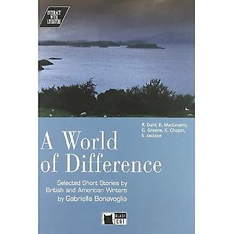 A World of Difference: Selected Short Stories by British and American Writers (Interact with literature)