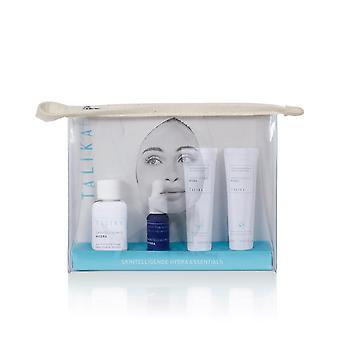 Talika Skintelligence Hydra Essentials Kit Set 4 Pz Pour Femmes