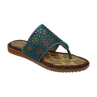Corkys Womens 60-7091 Open Toe Casual Slide Sandals
