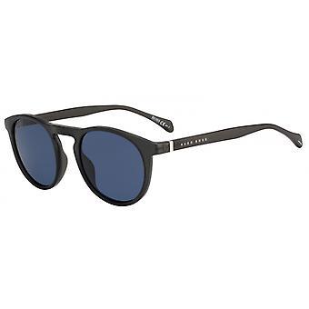 Solglasögon Män 1083/S26K/KU Mäns Svart/Blå