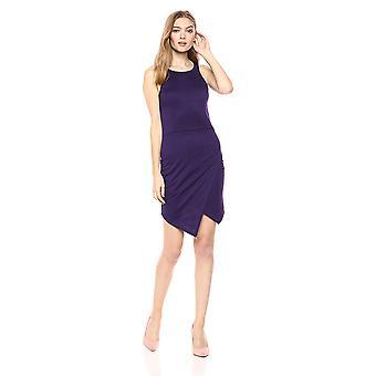 Lyss Loo Women's Rock & Ready Sleeveless Body-Con, Purple, Medium