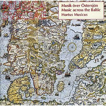 Meder/Hahn/Busbetzky - Music Across the Baltic [CD] USA import