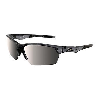 Dirty Dog Track Polarised Sunglasses (black/silver)