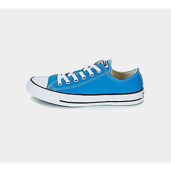 Converse Ctas Ox Lo 161422C Blue Womens Shoes Boots