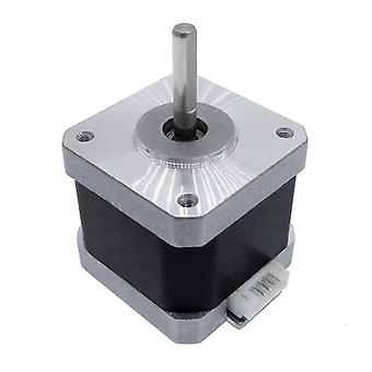 40mm High Torque Stepper Motor, 1.7a 0.45n.m 2phase For 3d Printer Machine