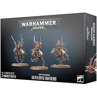 Workshop de Jogos - Warhammer 40k - Adeptus Mechanicus: Serberys