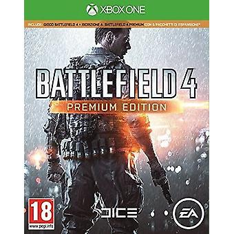Battlefield 4 Premium Edition Xbox One Gme