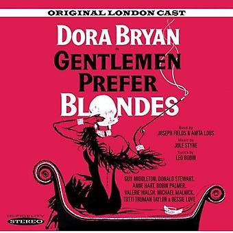 Dora Bryan - Gentlemen Prefer Blondes [CD] USA import