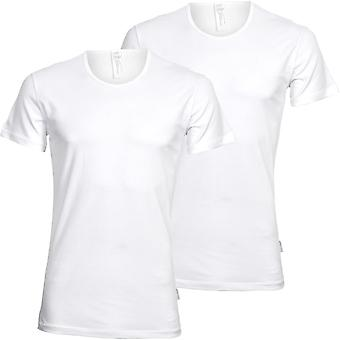Sloggi 2-Pack 24/7 Crew-Neck T-shirts, Wit