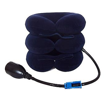 Inflatable Stretcher, Protector And Massager - Shoulder, Neck Pain Remover