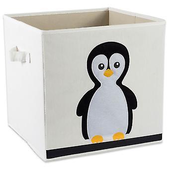 Cubo de almacenamiento Dii Penguin