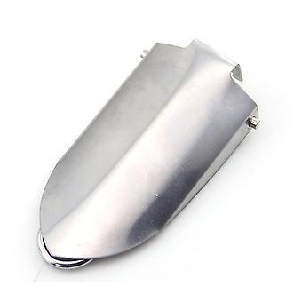 Oțel inoxidabil, lopată de mână pliabilă pentru camping în aer liber, mistrie, unelte de grădină
