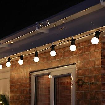 Waterproof Connectable Led Globe Bulb, String Lights
