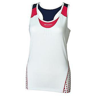 Tretorn Girls Performance Tank Training Gym Vest White 475544 34