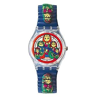 Authentic swatch watch strap for agk205