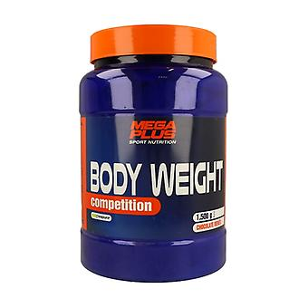 Body Weight Competition (Chocolate flavor) 1,5 kg