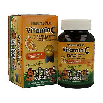 Animal Parade Vitamin C 90 tablets