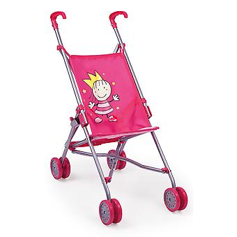 Bayer σχεδιασμός 30182 buggy πριγκίπισσα κούκλα καροτσάκι