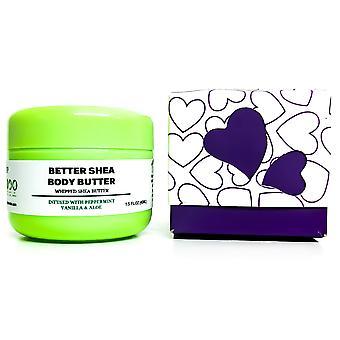 Sweet Vanilla Mint Body Butter