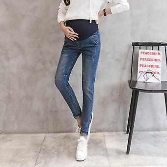 Belly Pencil Trousers Clothes For Pregnant Women Pregnancy Pants