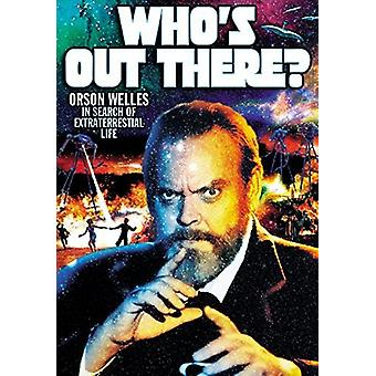 Who's Out There [DVD] USA import