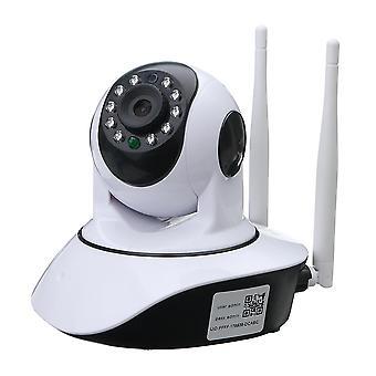 720P Langaton IP-kamera Turvaverkko CCTV Kamera Pan Tilt Night Vision WIFI Webcam