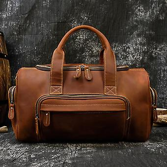 Horse Leather Travel Bag