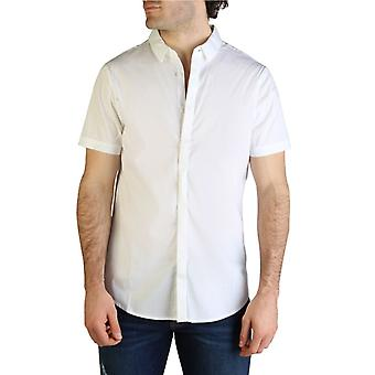 Armani exchange men's shirts - 8nzc42