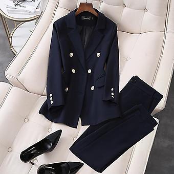 Kancelářské pracovní nošení kalhotové obleky
