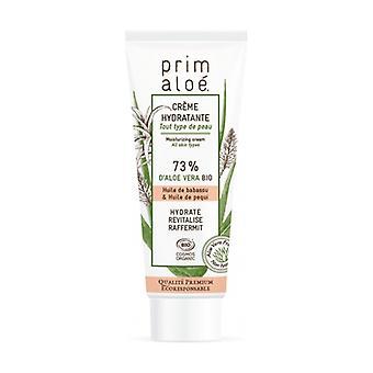 Aloe vera face cream 73% ORGANIC 50 ml of cream