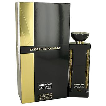 Elegância Animale Eau De Parfum Spray por Lalique 3,3 oz Eau De Parfum Spray