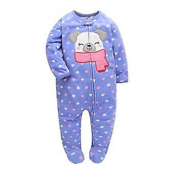 Новая осень Baby Ромперы Одежда Длинные рукава Новорожденный Jumpsuit Baby Одежда