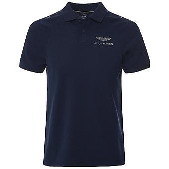 Hackett Tape Detalhe AMR Polo Camisa