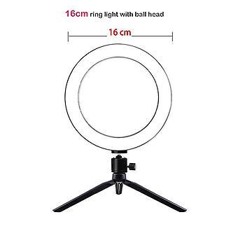 Large Led Ring Light For Camera, Selfie Lamp, Makeup Photographic Lighting,