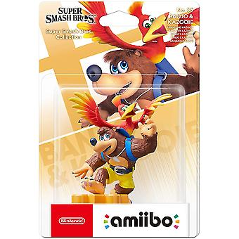 Banjo & Kazooie (Super Smash Bros) Amiibo para Nintendo Switch