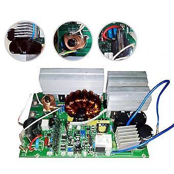 Control de la placa de circuito único