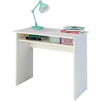 Samblo Sora Tisch, Holz, Wei, 74x90x50 cm
