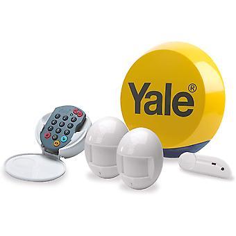 Yale YES-ALARMKIT Essentials Alarm-Set, batteriebetrieben, bis zu 20 Zubehrteile, Keine