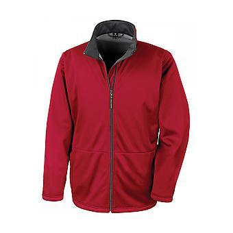 Resultado Core Softshell Jacket R209X