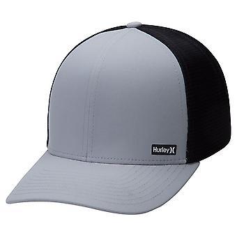 Hurley Men's Trucker Cap ~ League lt grijs