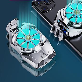 Mobile Phone Radiator Rechargeable Cooler Smartphone Cooling Fan G2